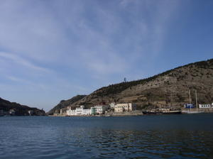 Balaklava harbor