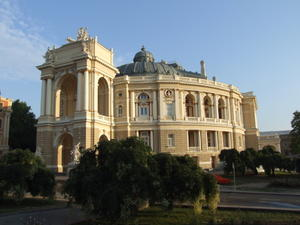 The Opera House in Odesa, Ukraine, Ukraine