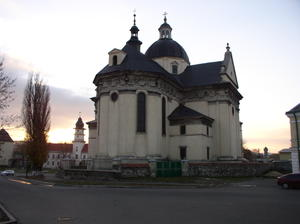 Zhovkva - St. lawrence Church